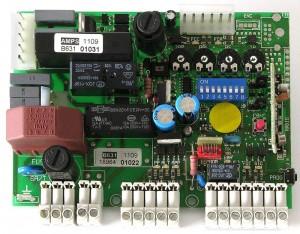 Carte électronique motorisation trebi automatismes portail FAPTREBI B631 - proget