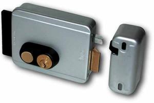 serrure electrique gpa automatic system trebi SERDF - 5015 1GR - automatisme