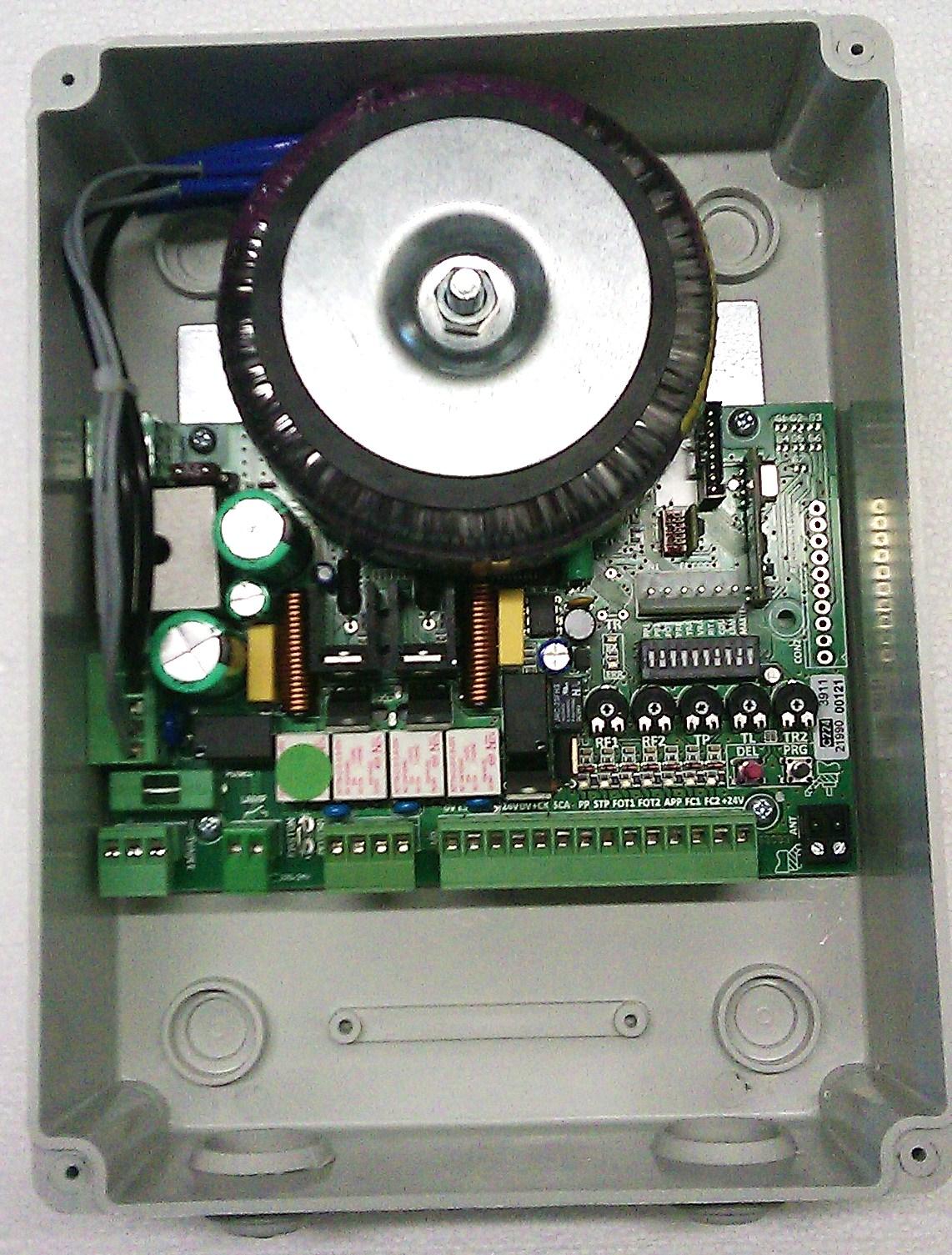 C224P0 c224 armoire proget trebi automatisme france motorisation portail