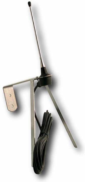 Antenne accordée 433 mhz pour motorisation, automatisme à portail. Trebi, revendeur sur toute la France, VAR