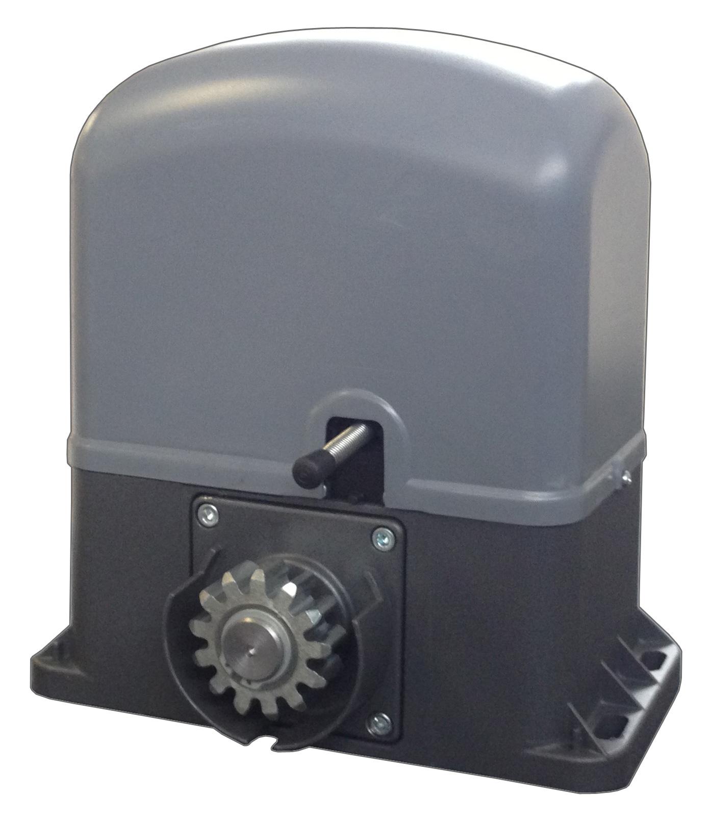 moteur 220v 300w pour portail coulissant 300 kgs trebi automatismes votre r f rence en. Black Bedroom Furniture Sets. Home Design Ideas