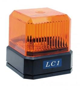 lampe clignotante motorisation à portail, 24V 10W - automatismes TREBI PROGET srl