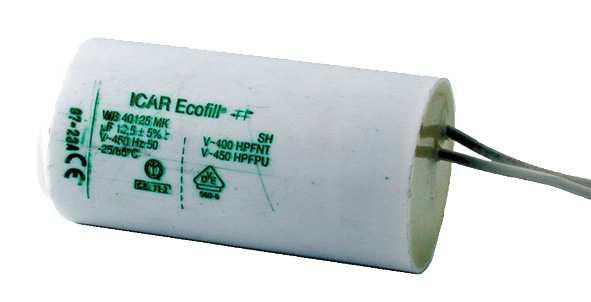 condensateur electrique motorisation portail TREBI GPA system lievore cond125 - bricometal faptrebi