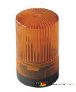 lample clignotante, feu clignotant, article indispensable pour motorisation automatisme PORTAIL trebi faptrebi bricmetal gpa automatic