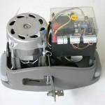 moteur portail coulissant 24V PROGET - platine intégrée