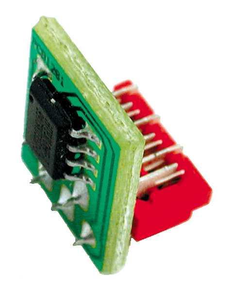 carte mémoire 83 émetteurs pour automatismes portail trebi 10MM83 - proget srl