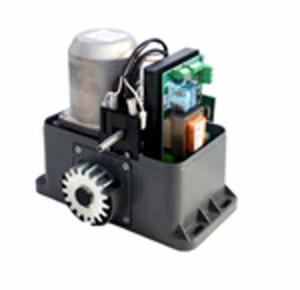 moteur portail automatique automatisme motorisation MC4C pour portail coulissant - platine intégrée - trebi