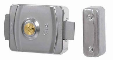 serrure électrique gpa automatic system 9083 - trebi bricometal