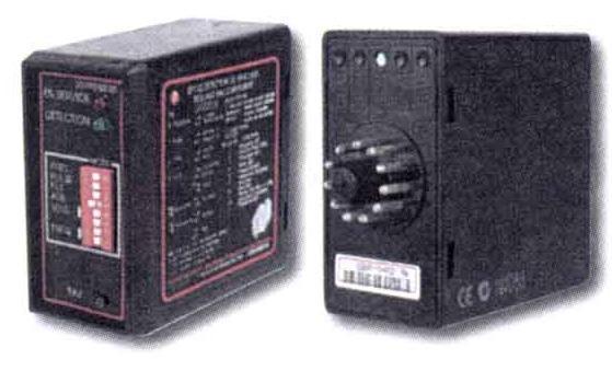 detecteur de boucle 2 canaux 24V ac dc - fonction diagnotic