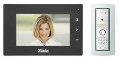 vidéophone zublin kit portier vidéo interphonie contrôle d'accès trebi 4871